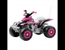Купить Электромобиль PEG-PEREGO Corral T-Rex Pink IGOR0073 Elkor