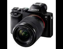 Pirkt Digitālā spoguļkamera SONY α7 III ILCE-7M3K Kit 28-70mm ILCE7M3KB.CEC Elkor