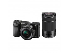 Цифровая зеркальная фотокамерa SONY ILCE-6000YB 16-50mm + 55-210mm ILCE-6000YB 16-50mm + 55-210mm