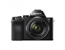Digital SLR camera SONY ILCE-7KB + FE 28-70mm OSS ILCE-7KB + FE 28-70mm OSS