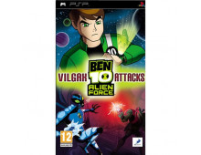 Игра для PSP PSP Ben 10 Alien Force Viglax Attack PSP Ben 10 Alien Force Viglax Attack
