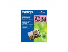 Photographic paper BROTHER Matt Paper A3/25/145G BP60MA3 Matt Paper A3/25/145G BP60MA3