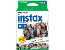 Buy Photographic paper FUJIFILM Instax Wide COLORFILM  Gloss (10x2)  Elkor