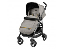 Baby carriage PEG-PEREGO Si Luxe Grey Si Luxe Grey