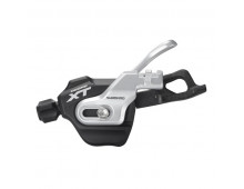Gear Shifter SHIMANO Shift Lever Left 2/3s I-Spec Deore XT Shift Lever Left 2/3s I-Spec Deore XT