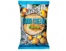 Chips JERSIKA Sour cream and onion Sour cream and onion