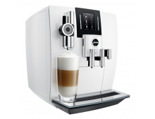 Coffee machine JURA J6 Piano White J6 Piano White
