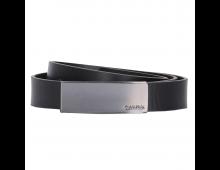 Buy Belt CALVIN KLEIN Black K60K604049 Elkor