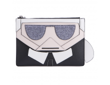 Buy Purse KARL LAGERFELD Mistic Blue KW3232 Elkor