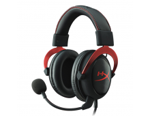 Austiņas KINGSTON Hyperx Cloud II Pro Red Hyperx Cloud II Pro Red