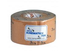 Купить Кинезиологическая лента KINESTAPE Kinematics Tex  Elkor