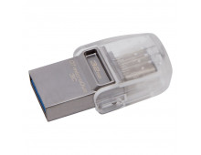 Купить USB Flash память KINGSTON 32GB DataTraveler microDuo 3C DTDUO3C/32GB Elkor