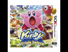 Купить Игра для 3DS  Kirby Triple Deluxe  Elkor