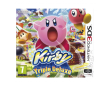 Pirkt 3DS spēle  Kirby Triple Deluxe  Elkor