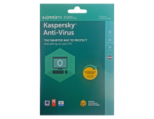 Buy Antivirus program KASPERSKY Anti-Virus 1PC 1Year KL1171XUAFS Elkor