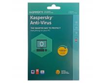 Antivirus program KASPERSKY Anti-Virus 1PC 1Year Anti-Virus 1PC 1Year