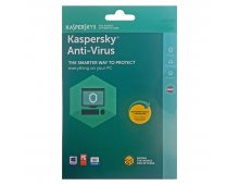 Buy Antivirus program KASPERSKY Anti-Virus 2PC 1Year Renewal KL1171XUBFR Elkor