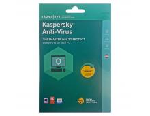 Купить Антивирусная программа KASPERSKY Anti-Virus 2PC 1Year Renewal KL1171XUBFR Elkor