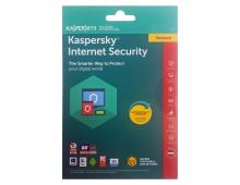 Купить Антивирусная программа KASPERSKY Internet Security 2 Device 1Y Renewal KL1941XUBFR Elkor