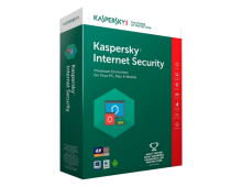 Купить Антивирусная программа KASPERSKY Internet Security 2 PC 1Year KL1941XUBFS Elkor