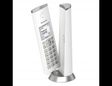 Cordless phone PANASONIC KX-TGK210FXW White KX-TGK210FXW White