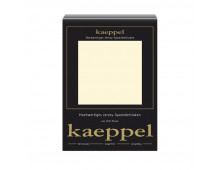 Купить Простынь на резинке KAEPPEL Jersey Spannbett 150x200 Snow L-016753-05L2-U5KN Elkor