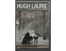 Музыкальный диск HUGH LAURIE - Live On The Queen Mary HUGH LAURIE - Live On The Queen Mary