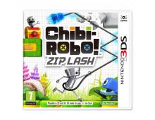 Купить Игра для 3DS  CHIBI-ROBO! ZIP LASH  Elkor