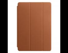 Pirkt Aizsargapvalks APPLE Leather Smart Cover for 10.5 iPad Pro Saddle Brown MPU92ZM/A Elkor