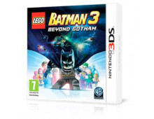 3DS spēle Lego Batman 3 Beyond Gotham Lego Batman 3 Beyond Gotham