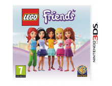 3DS spēle Lego Friends Lego Friends