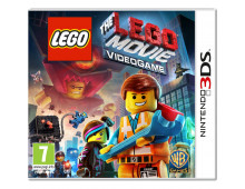3DS spēle The LEGO Movie Videogame The LEGO Movie Videogame