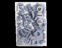 Pirkt Pikseļi UPIXEL Small Pixel Chips Light Gray WY-Z002 Elkor