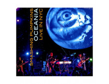 Музыкальный диск SMASHING PUMPKINS - Oceania Live In NYC SMASHING PUMPKINS - Oceania Live In NYC