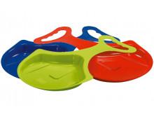 Buy Sled ALPEN GAUDI Rutscher blue/red/neon-green  Elkor
