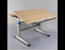 Купить Письменный стол COMF-PRO Leon M7-BG+LB Elkor