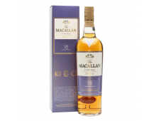 Buy Whiskey MACALLAN 18 Year Old 43%  Elkor