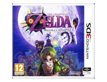 3DS spēle The Legend of Zelda: Majora's Mask 3D The Legend of Zelda: Majora's Mask 3D