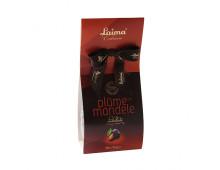 Candy LAIMA Exclusive Plūme un Mandele Šokolādē 180g Exclusive Plūme un Mandele Šokolādē 180g