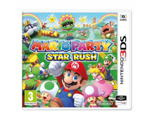 3DS spēle Mario Party: Star Rush Mario Party: Star Rush