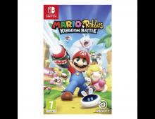 Игра для Switch Mario + Rabbids Kingdom Battle Mario + Rabbids Kingdom Battle