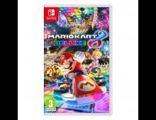 Купить Игра для Switch  Mario Kart 8 Deluxe  Elkor