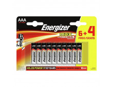 Battery pack ENERGIZER MAX AAA 6+4 MAX AAA 6+4