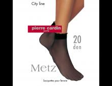 Zeķes PIERRE CARDIN Metz Nero Metz Nero