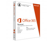 Офисная программа MICROSOFT Office 365 Personal Eng Office 365 Personal Eng