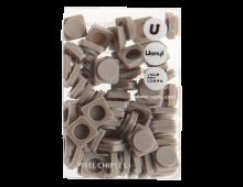Pirkt Pikseļi UPIXEL Small Pixel Chips Stone Gray WY-Z002 Elkor