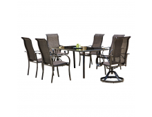 Buy Table with chairs MISSION HILLS Coronado 7-pc  Elkor