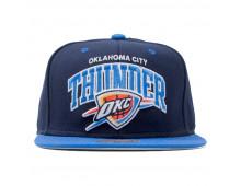 Buy Baseball cap MITCHELL AND NESS NBA Oklahoma City Thunder NA80Z Elkor