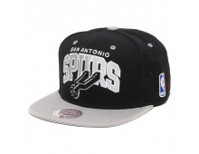 Buy Baseball cap MITCHELL AND NESS NBA San Antonio Spurs NA80Z Elkor