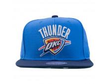 Buy Baseball cap MITCHELL AND NESS NBA Oklahoma City Thunder NM04Z Elkor